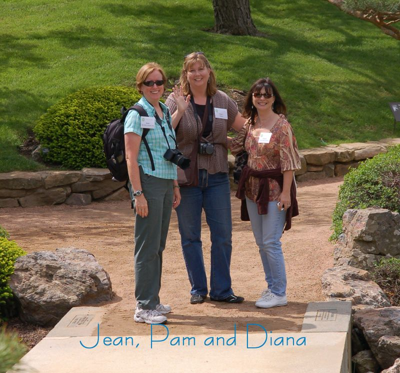 Jean, Pam and Diana (2)