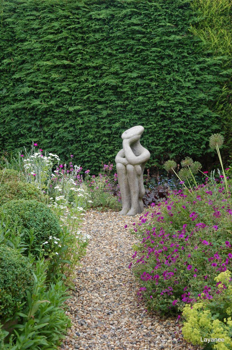 Gravel garden - Layanee